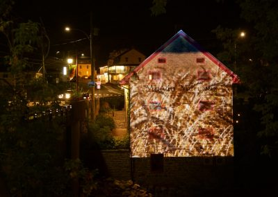 Projection Moulin Marcoux